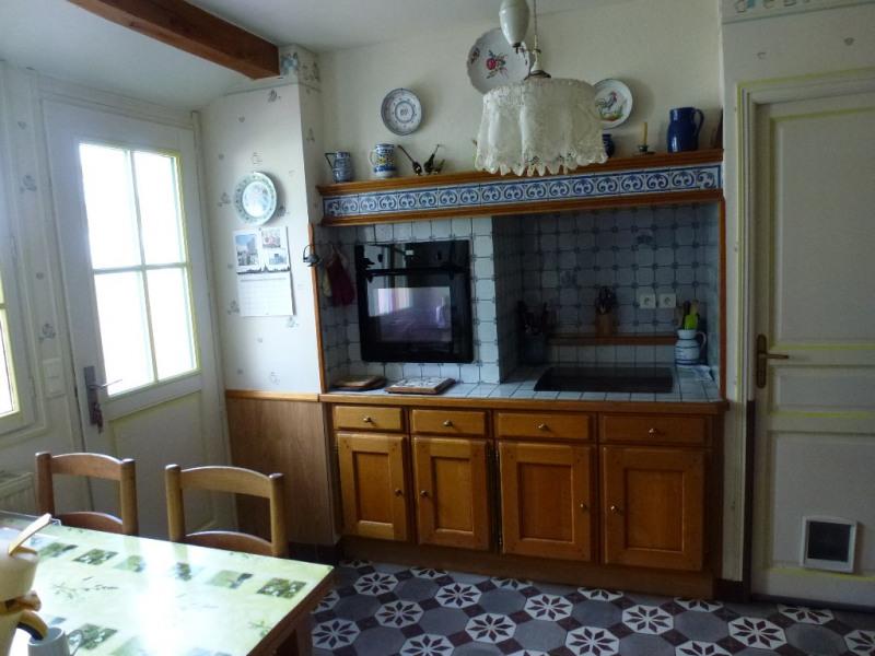 Venta  casa Crevecoeur le grand 274000€ - Fotografía 4