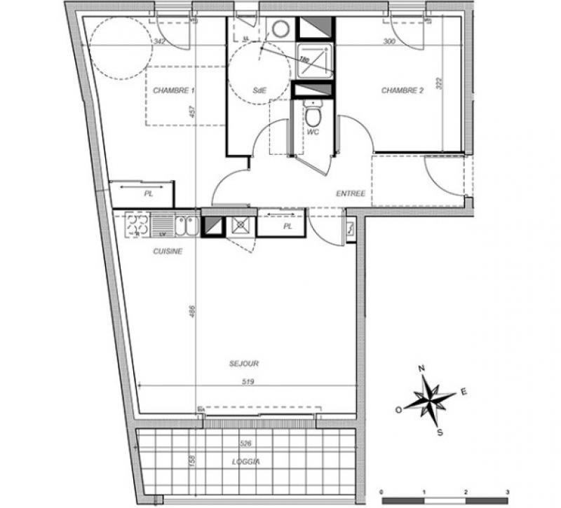 Sale building St marc sur mer 203000€ - Picture 2