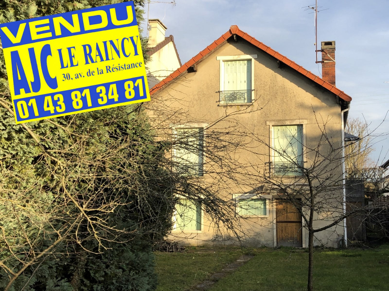 Sale house / villa Gagny 265000€ - Picture 1