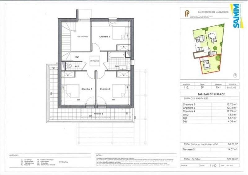 Sale house / villa Mennecy 510000€ - Picture 5