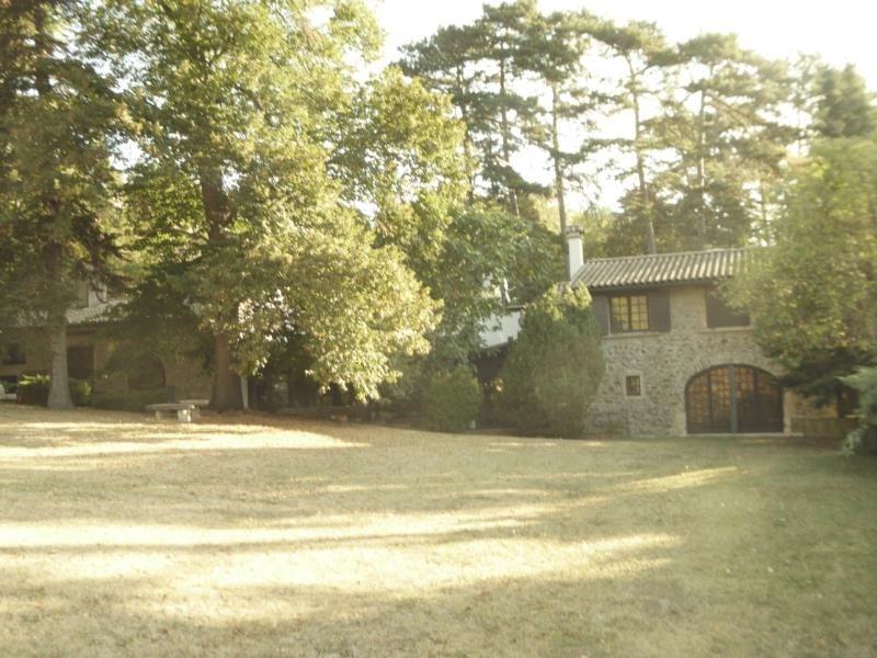 Vente de prestige maison / villa St cyr sur le rhone 599000€ - Photo 1