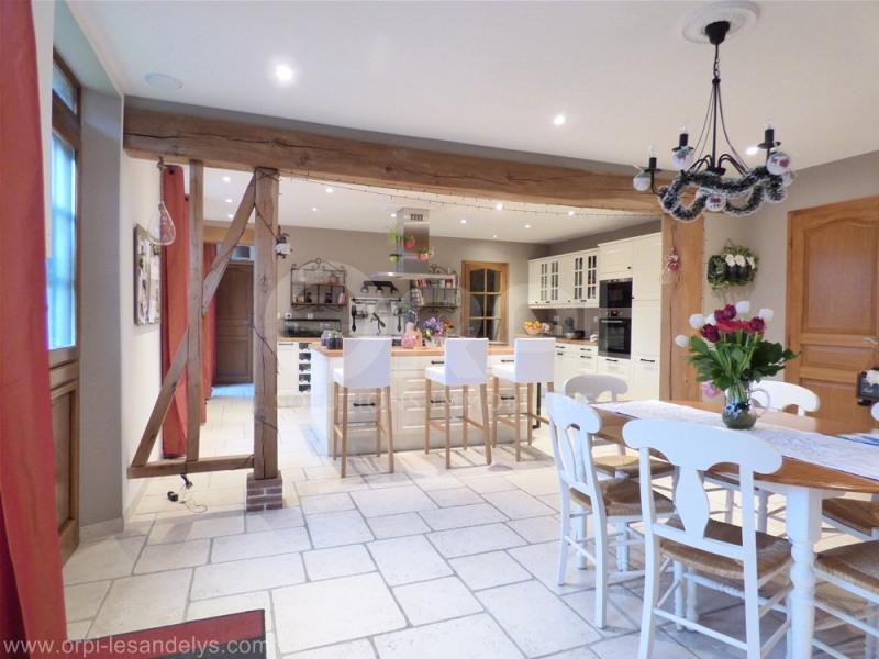 Vente maison / villa Les andelys 350000€ - Photo 4