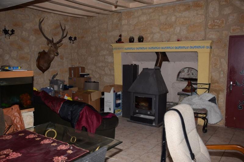 Sale house / villa Chaumont d'anjou 165600€ - Picture 4