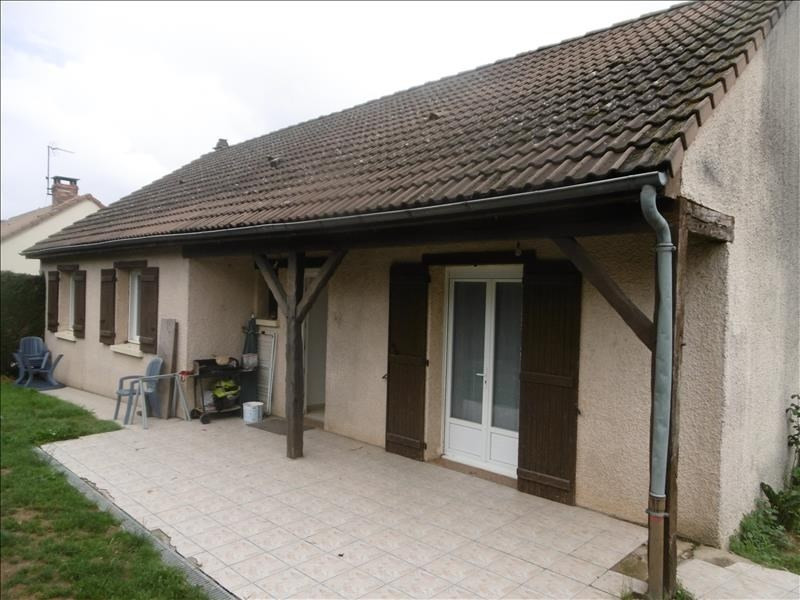 Vente maison / villa Besse sur braye 132000€ - Photo 1