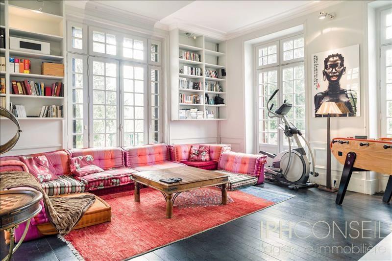 Deluxe sale house / villa Rueil-malmaison 2290000€ - Picture 1