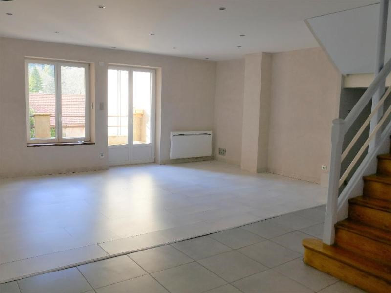 Sale apartment Nantua 130 000€ - Picture 1