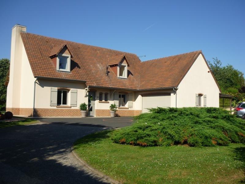 Sale house / villa Bapaume 310000€ - Picture 1