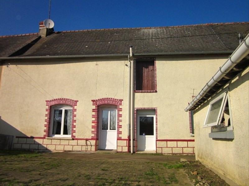 Vente maison / villa Bain de bretagne 57000€ - Photo 1