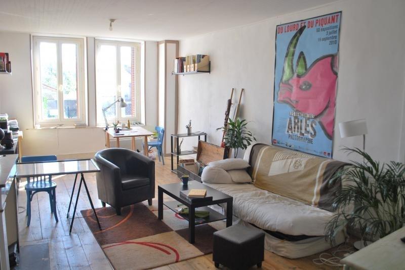 Sale house / villa St jean le vieux 98000€ - Picture 1