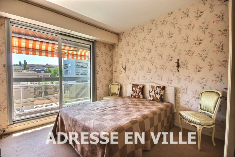 Revenda residencial de prestígio apartamento Levallois perret 1063000€ - Fotografia 5