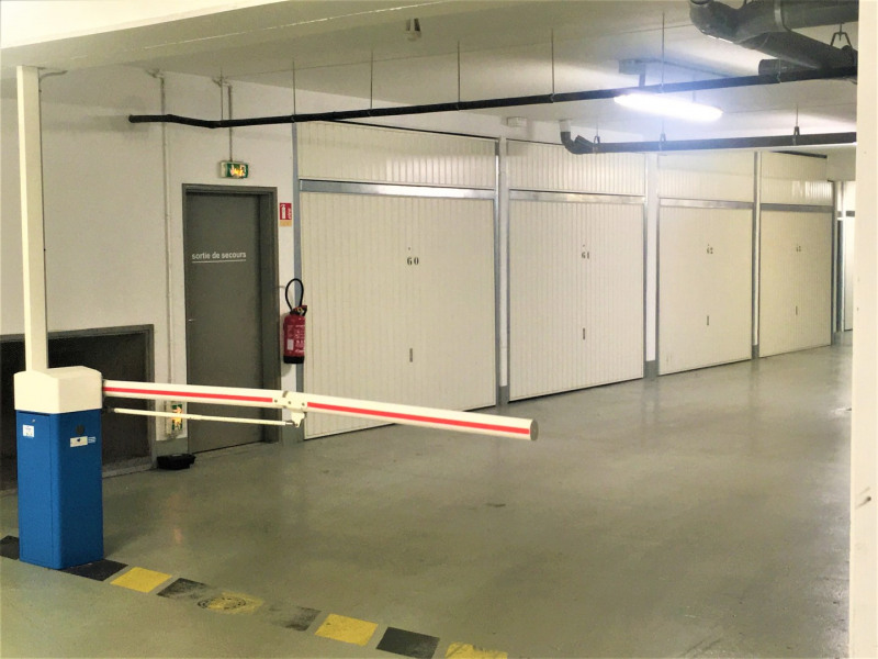 Vente parking Montrouge 40 000€ - Photo 1