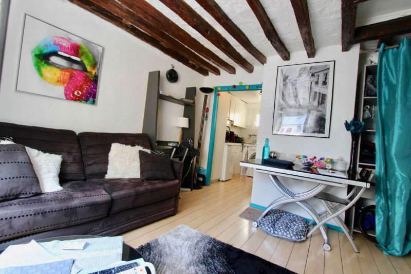 Vendita appartamento Paris 4ème 259000€ - Fotografia 7