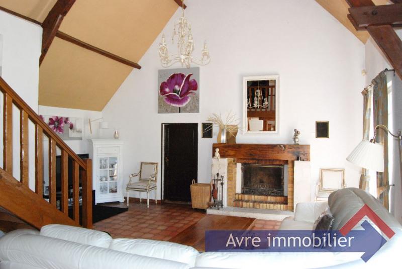 Sale house / villa Verneuil d'avre et d'iton 253000€ - Picture 2