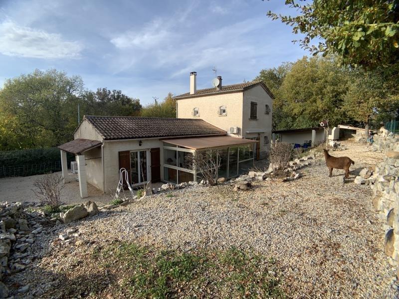 Vente maison / villa Labeaume 245000€ - Photo 1