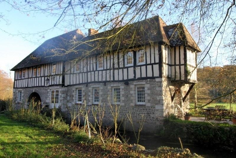 Deluxe sale house / villa Conches en ouche 595000€ - Picture 1