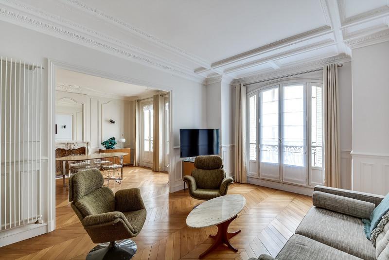 Alquiler  apartamento Paris 17ème 4240€ CC - Fotografía 2