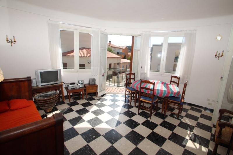 Sale apartment Banyuls sur mer 198000€ - Picture 1