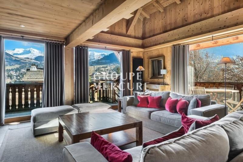 Deluxe sale house / villa Megeve 2290000€ - Picture 2