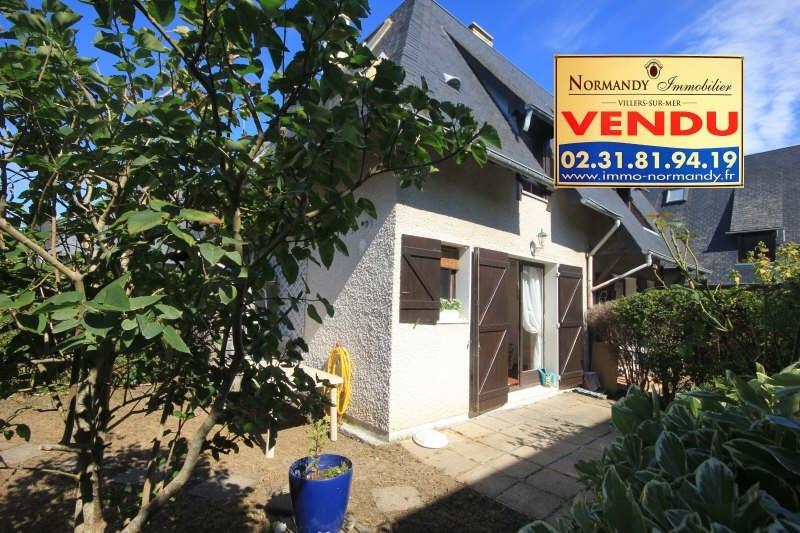 Vente maison / villa Villers sur mer 170000€ - Photo 1