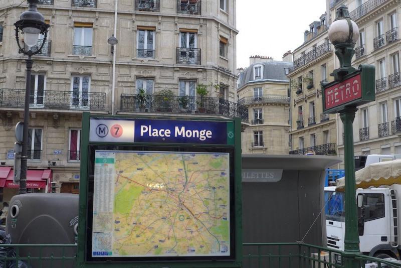 Verkauf boutique Paris 5ème 590000€ - Fotografie 1