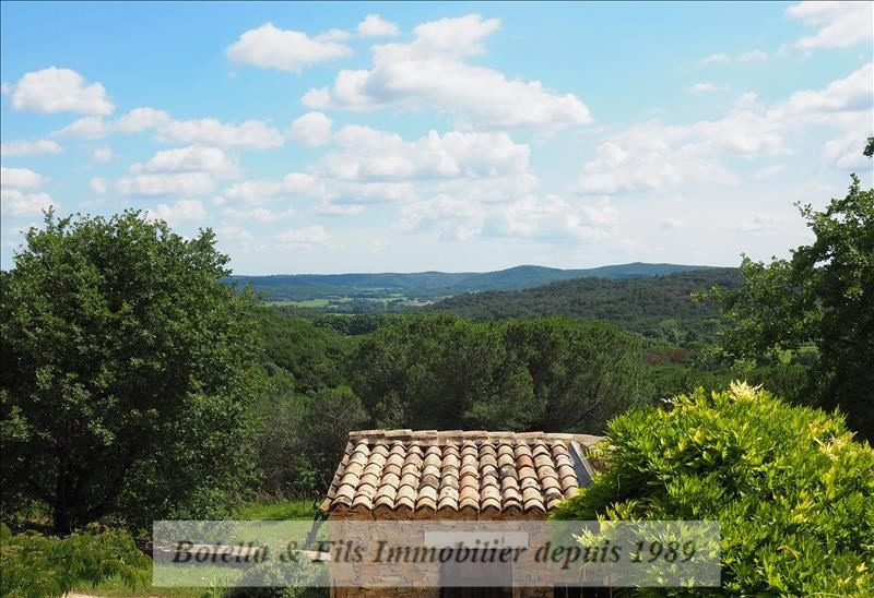 Verkoop van prestige  huis Uzes 778000€ - Foto 1