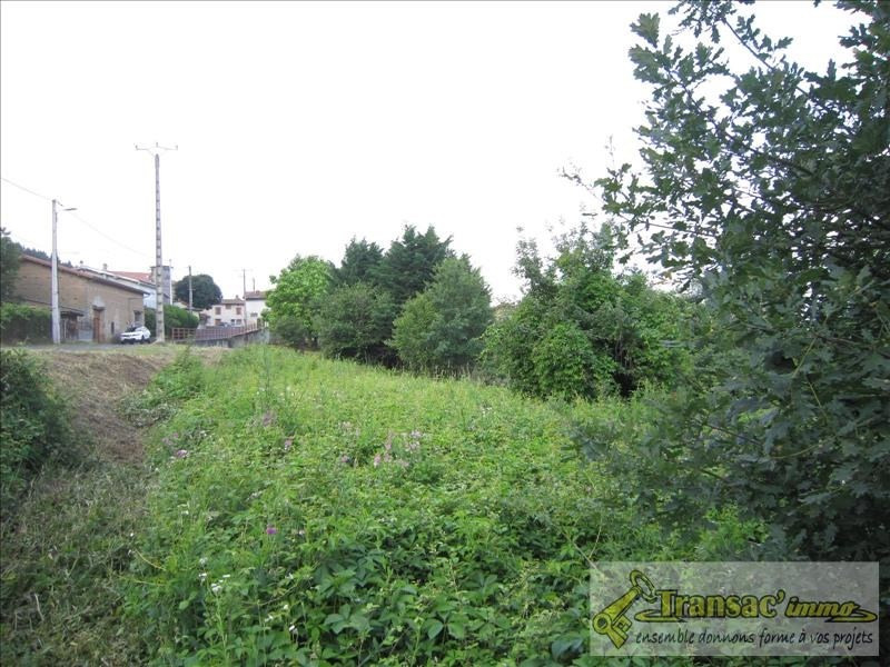 Vente terrain Thiers 25 000€ - Photo 1