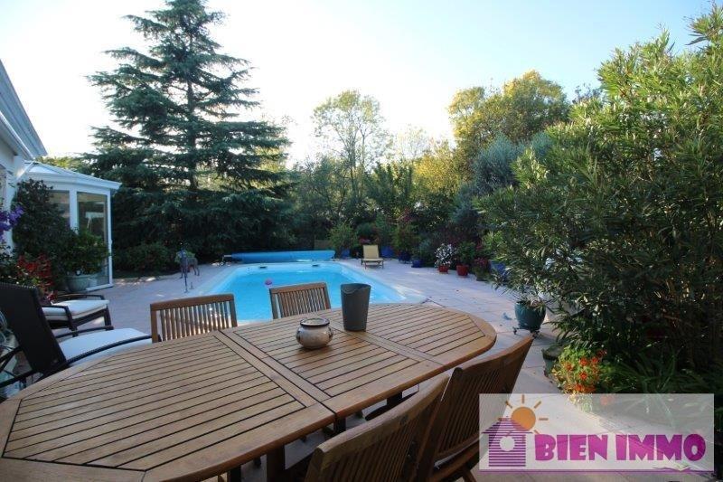 Vente de prestige maison / villa Saint sulpice de royan 566500€ - Photo 9