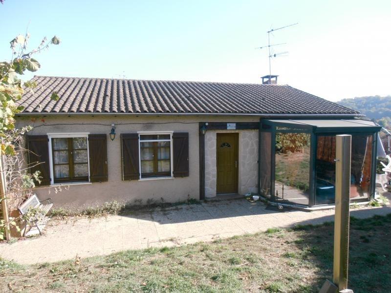 Sale house / villa Le vigen 145000€ - Picture 1