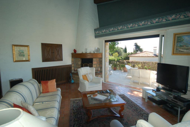 Vente de prestige maison / villa Antibes 1696000€ - Photo 5