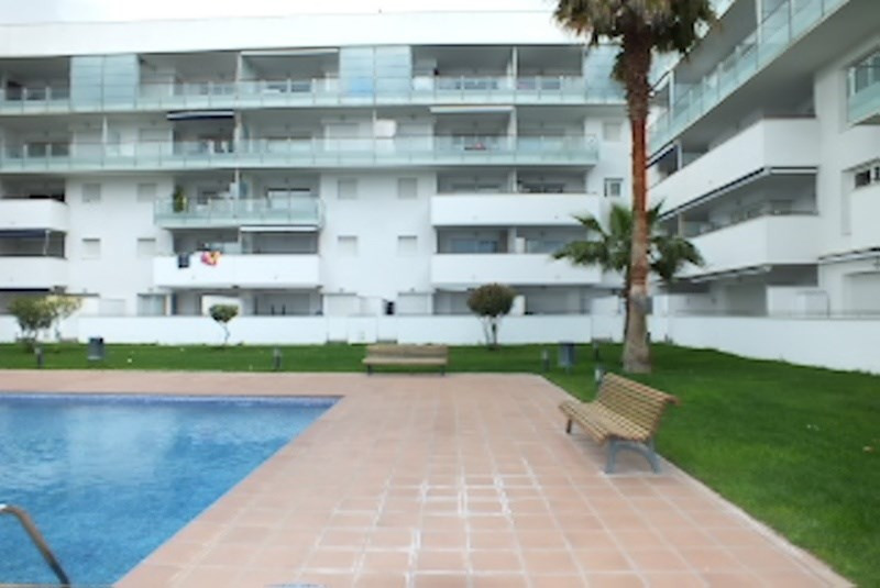 Location vacances appartement Roses santa-margarita 448€ - Photo 1