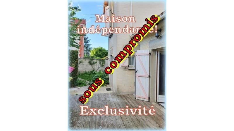 Sale house / villa Gagny 207000€ - Picture 1