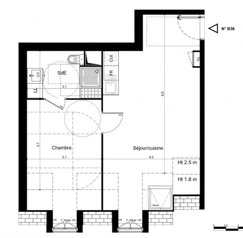 Sale apartment Plaisir 211000€ - Picture 2