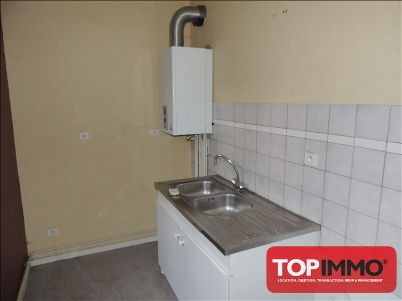 Rental apartment Badonviller 370€ CC - Picture 3