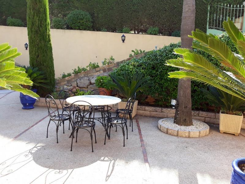 Location vacances maison / villa Sainte maxime 1667,50€ - Photo 23
