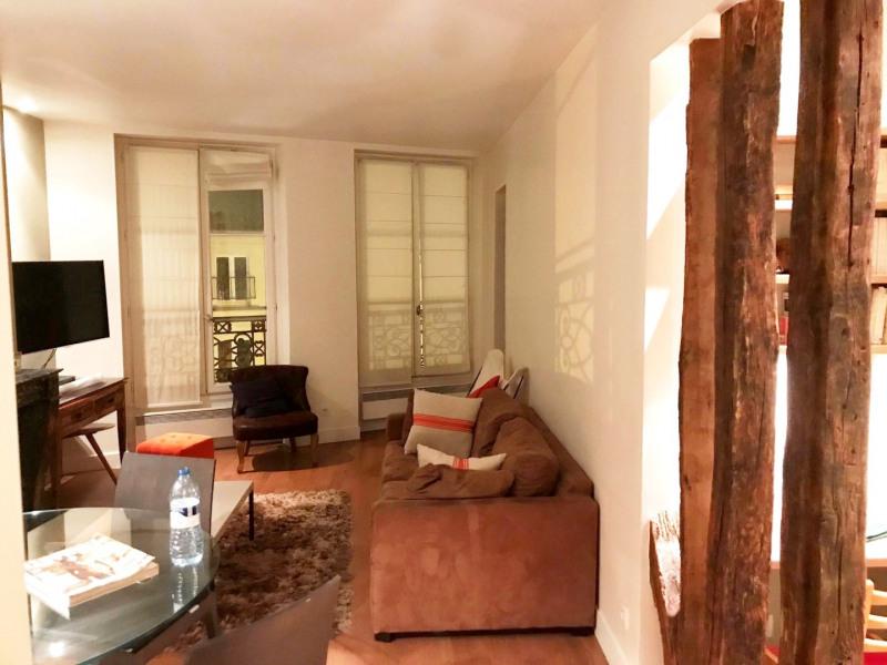 Rental apartment Paris 1er 2400€ CC - Picture 1