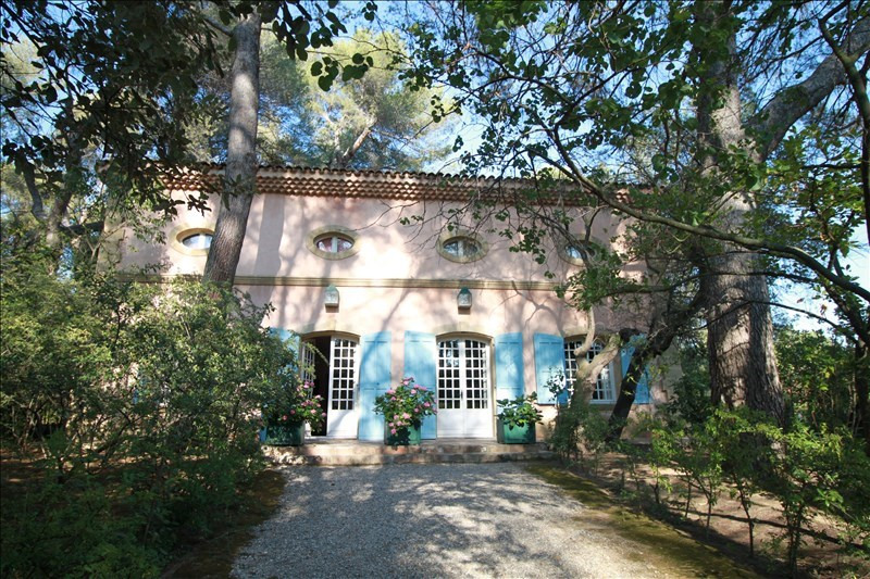 Vente de prestige maison / villa Aix en provence 1800000€ - Photo 4