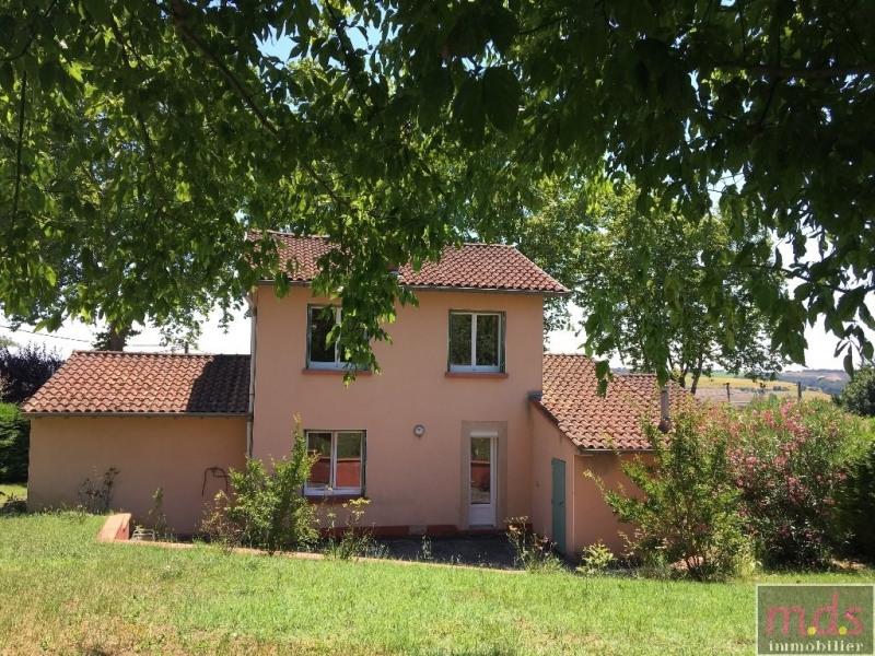 Sale house / villa Verfeil 235000€ - Picture 1
