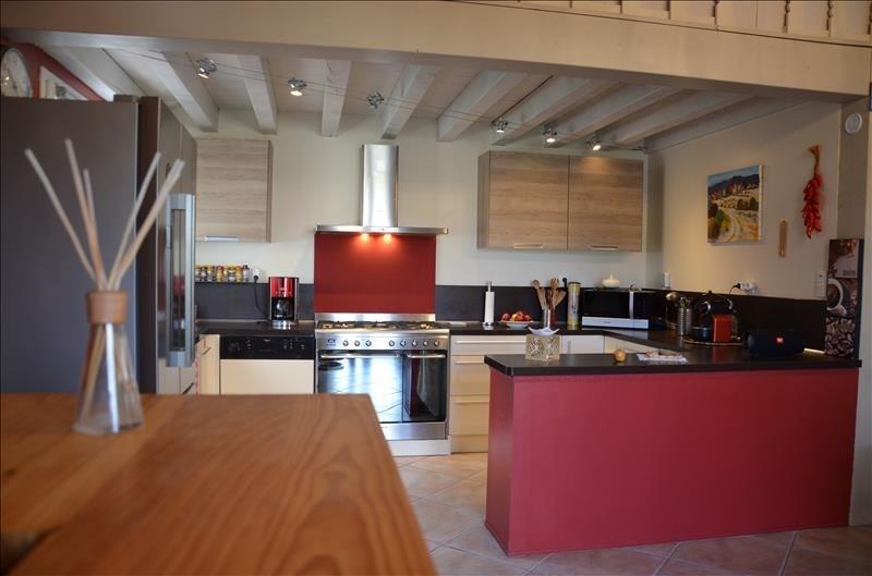 Sale house / villa Caraman 220000€ - Picture 5
