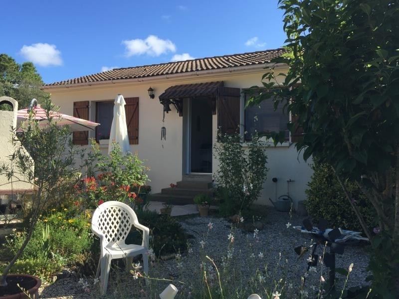 Sale house / villa Jard sur mer 213200€ - Picture 1