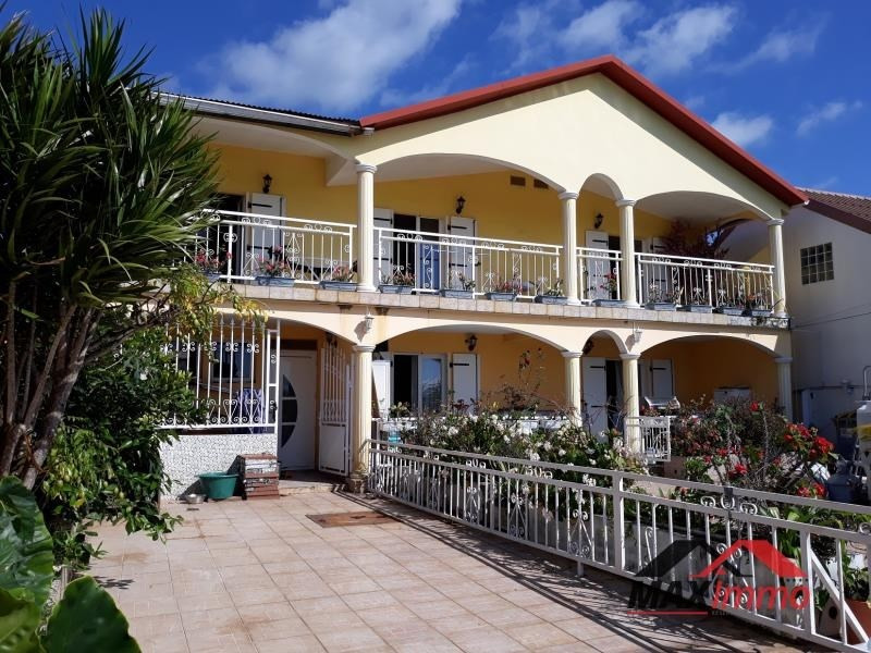 Vente maison / villa St benoit 408720€ - Photo 1