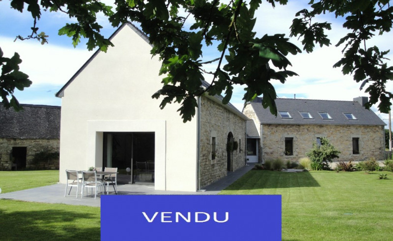 Revenda casa Saint evarzec 530000€ - Fotografia 1