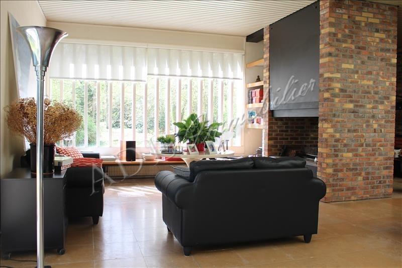 Deluxe sale house / villa Lamorlaye 645000€ - Picture 5