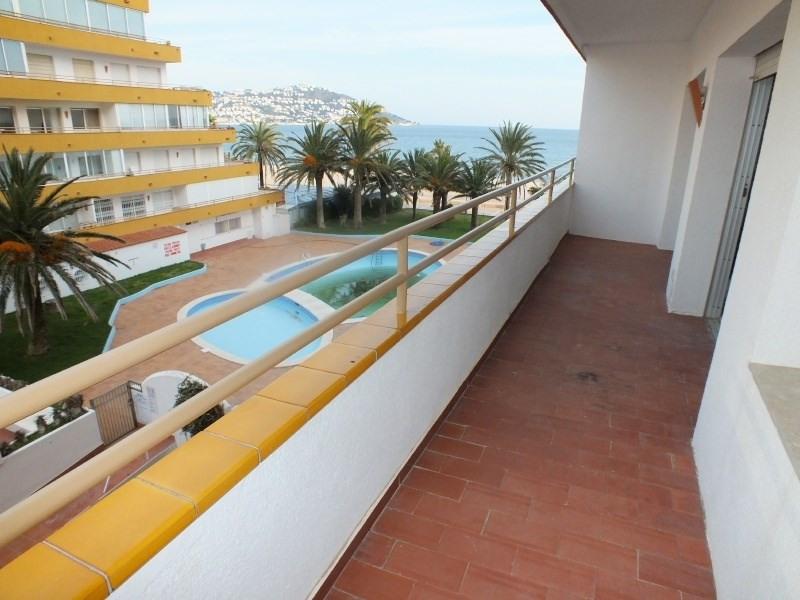 Alquiler vacaciones  apartamento Roses santa-margarita 392€ - Fotografía 3