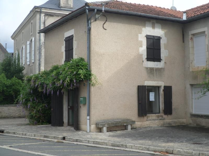 Vente maison / villa Civaux 69 500€ - Photo 1