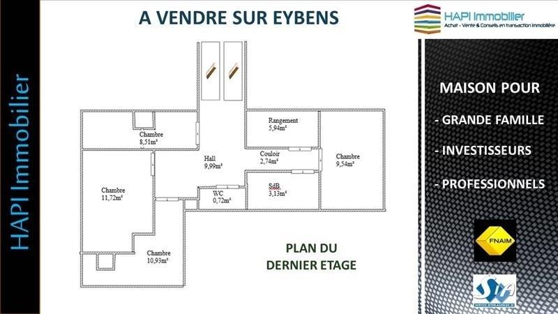 Verkoop  huis Eybens 549000€ - Foto 4