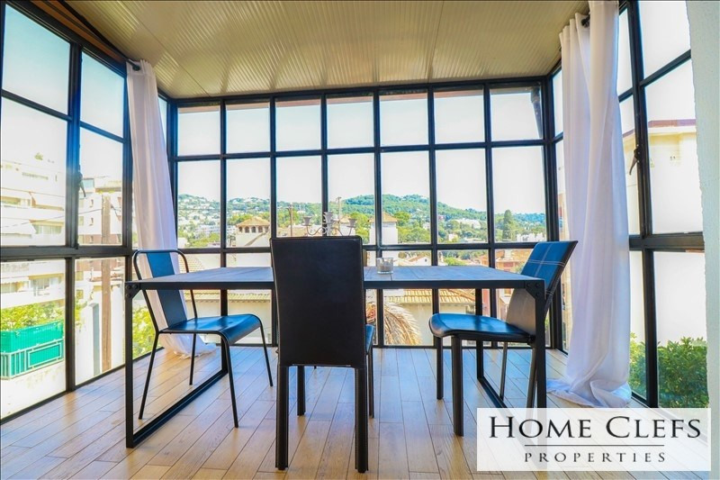Vente appartement Cannes 210 000€ - Photo 2
