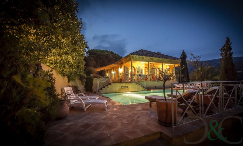 Immobile residenziali di prestigio casa Rayol canadel sur mer 1650000€ - Fotografia 3