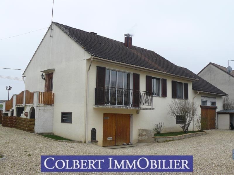 Verkoop  huis Venouse 129000€ - Foto 1