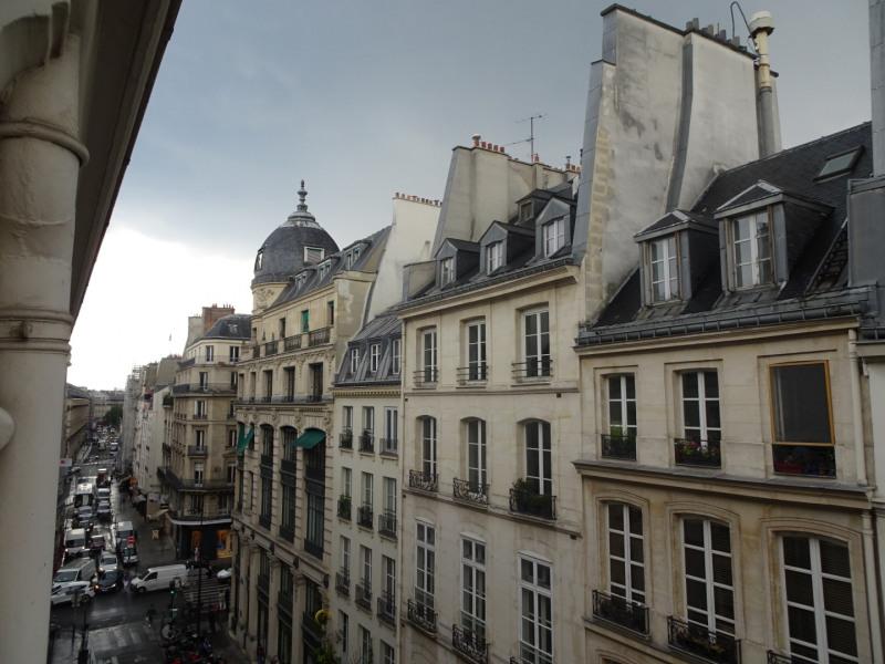 Verkauf wohnung Paris 1er 456000€ - Fotografie 1