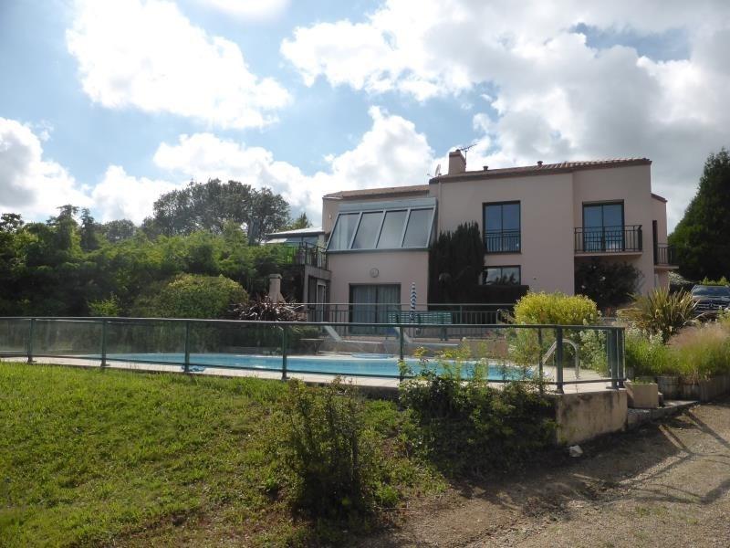 Vente maison / villa Rouans 448375€ - Photo 3
